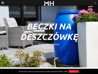 Beczkinadeszczowke.pl