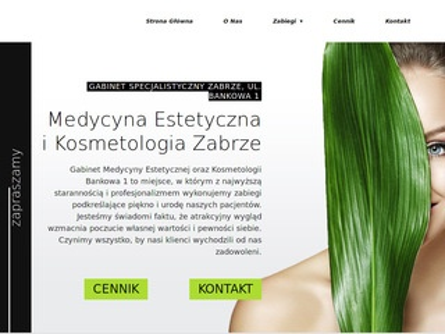 Bankowa1.pl- salon kosmetyczny Zabrze