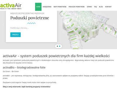 Activaair.pl - mata powietrzna