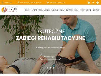 Fizjomasaz.pl masaże z dojazdem