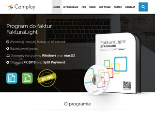Fakturalight.pl program z jpk