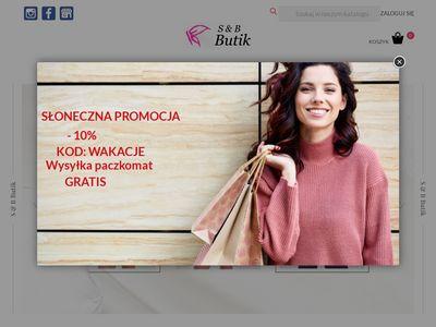 Sbbutik.pl włoskie koszule damskie