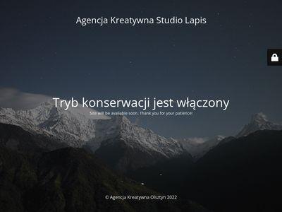Studiolapis.pl tworzenie stron internetowych
