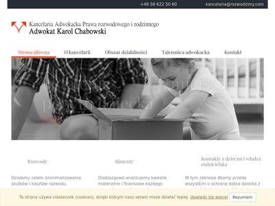 Rozwodzimy.com kancelaria adwokacka Gdynia