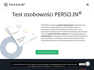 Perso.in test psychologiczny