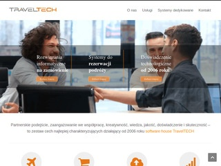 Traveltech.pl outsourcing IT