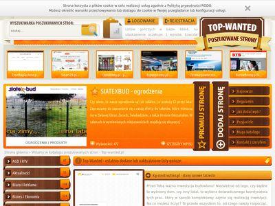 Top-wanted.pl - katalog stron