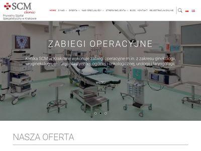 Scmkrakow.pl clinic