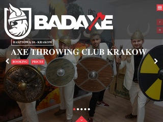 Madaxe.pl throwing club