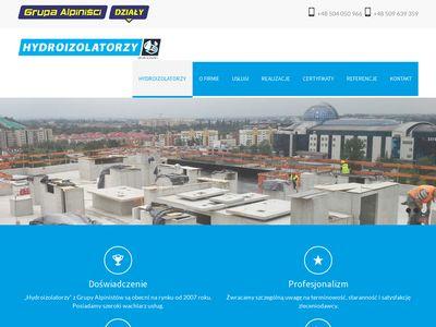 Hydroizolatorzy.com.pl